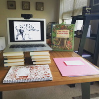 Workspace for a virtual theatre camp