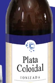 Plata Coloidal 1 litro