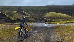 Iceland 2022: Lava field Gravel Ride