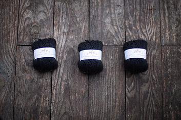 Laine noire d'alpagas | Ferme d'élevage d'Alpagas Le Clos Tranquille | Sarthe - France