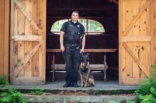 Officer Martens/K9 Grimm