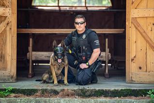 Officer Tyler/K9 Doug