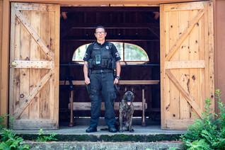 Officer Valenti/K9 Axel