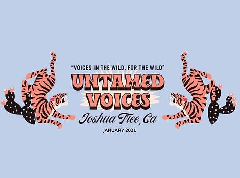 Untamed Voices Jan 2021