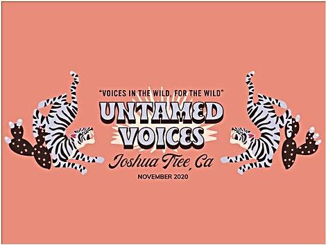 Untamed Voices Nov 2020