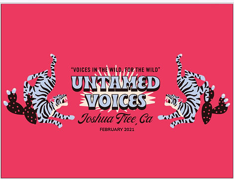 Untamed Voices Feb 2021