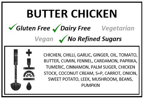 One Pot | Butter Chicken