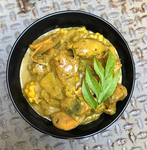 One Pot | Indian Chicken Curry