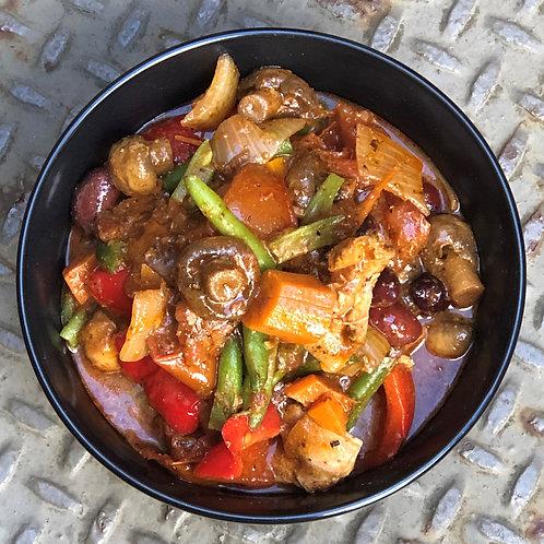 One Pot | Spanish Chicken Casserole
