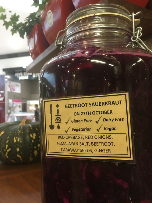 Fermented Krauts