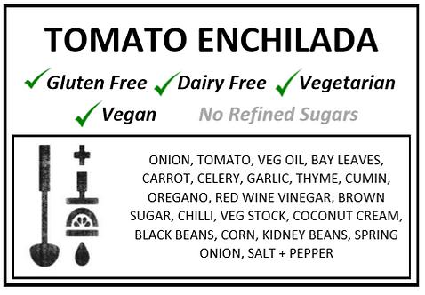 Tomato Enchilada Soup