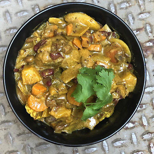 One Pot | Jamaican Chicken Curry