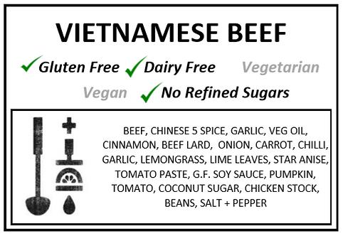One Pot | Vietnamese Beef