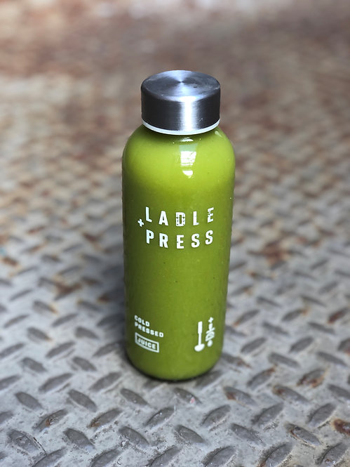 Cold Pressed Greens Juice