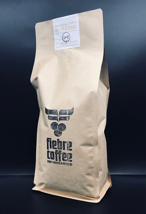"Coffee Beans from FIEBRE - DARK ROAST ""MONTEZUMA"""