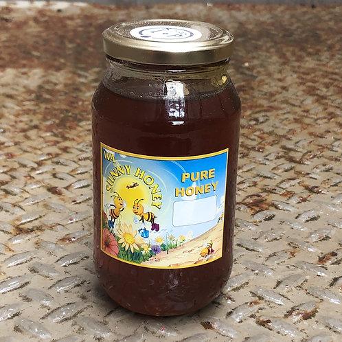 Rescue Bee Honey