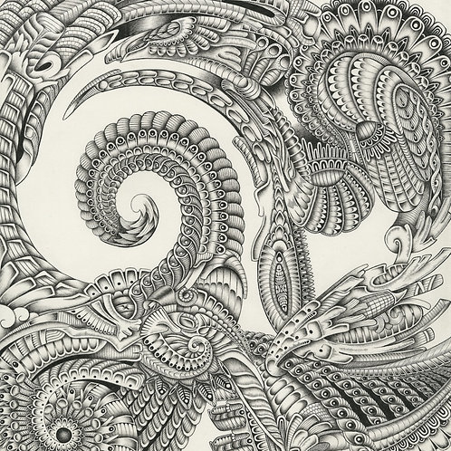 Inner Flight by Timothy Cunningham