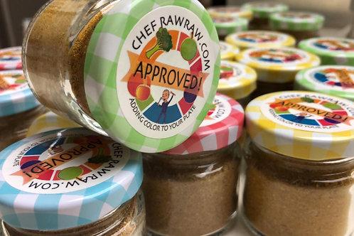 Goldyn Milk or Chai Tea Spice Mixtures