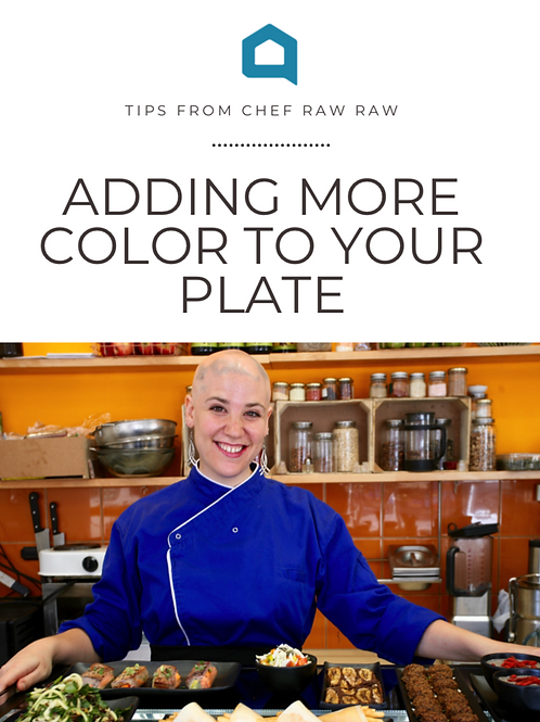 Chef Raw Raw Workbook
