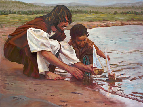 """Stilling Waters"" by Rod Peterson"