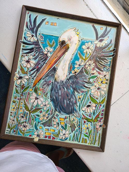Pelican Daisy Garden
