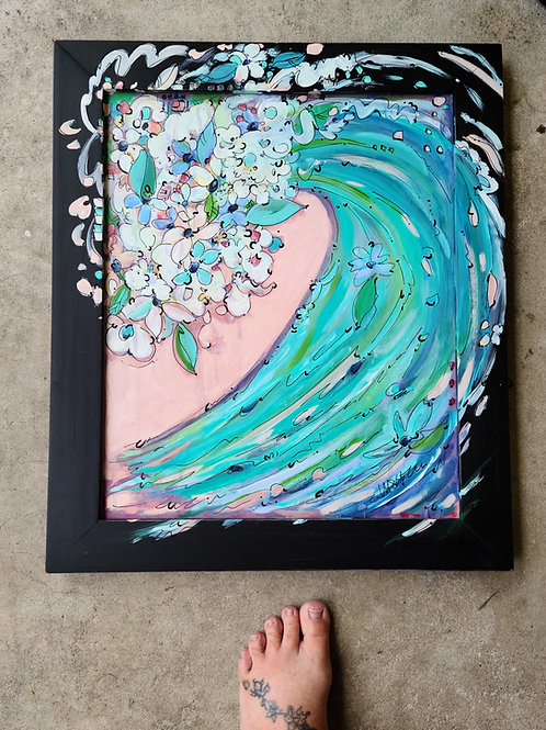 Bouquet Wave