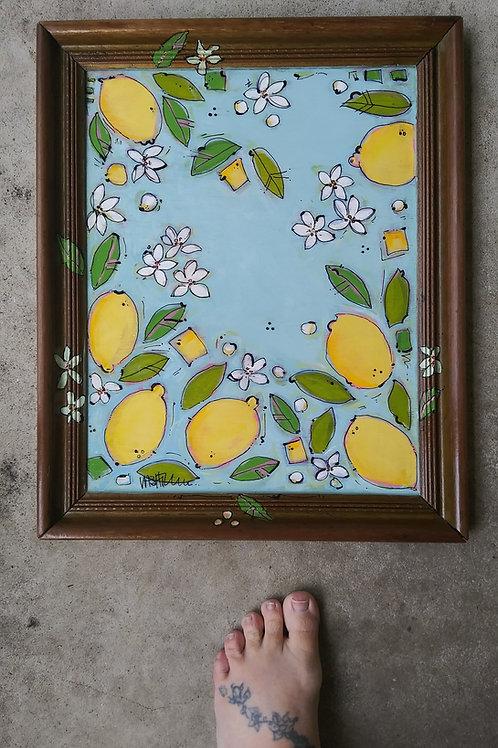 Lemon Tumble