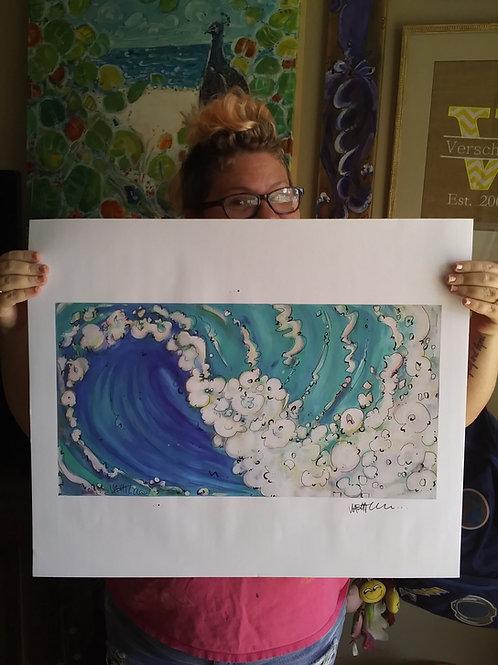 Wave (Print)