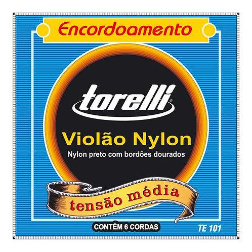 Encord. Violão Torelli