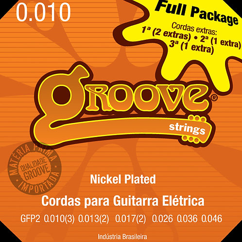 Encord. Guitarra Groove