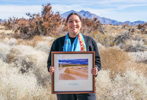 Public Lands Advocate of the Year Award (2020)