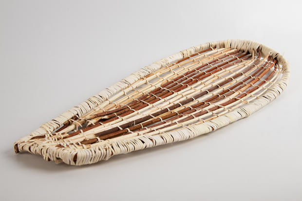 Paiute Winnowing Basket