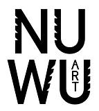 NUWU Logo black white.png
