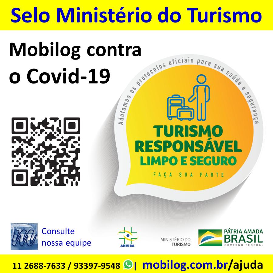 Selo Turismo Responsável Mobilog