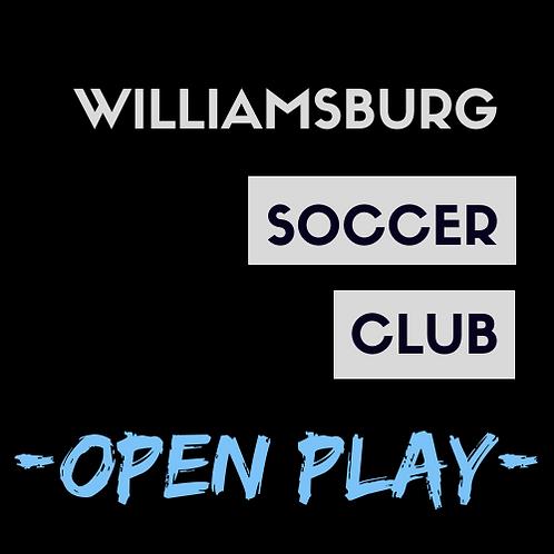 Open Play Thursday 10.30am - The Post