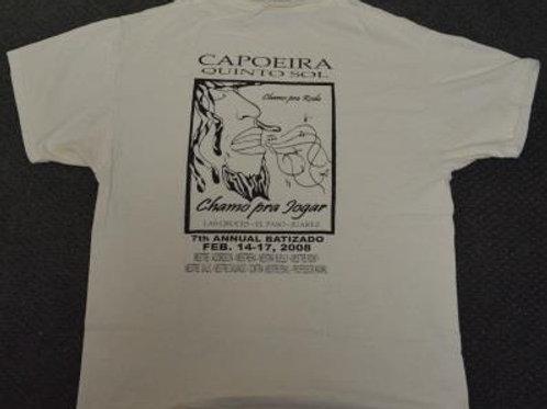 T-shirt: Adult 2008 CQS Batizado-Large