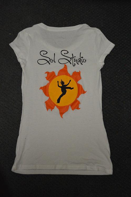 T-shirt: Women's Sol Studio- Small
