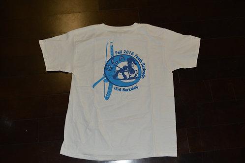 T-shirt: Adult 2016 Berkeley Youth Batizado-Medium