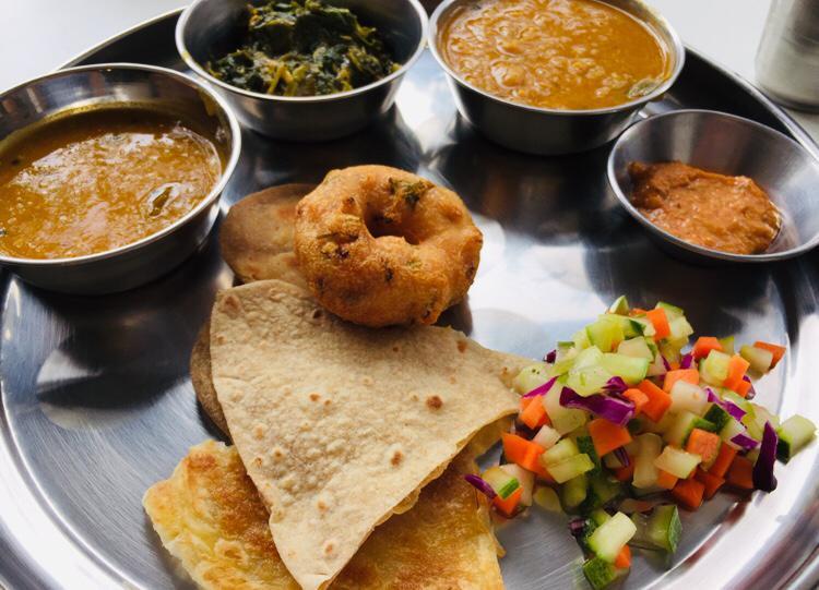 South Indian Vegetarian Cuisine
