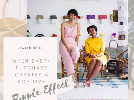When Every Purchase Creates a Positive Ripple-Effect
