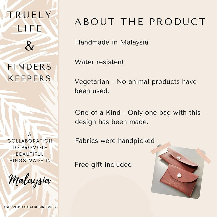 Product Informations about Limited Edition Bags