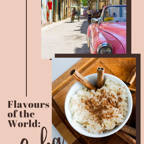 Flavours Of The World: Cuba