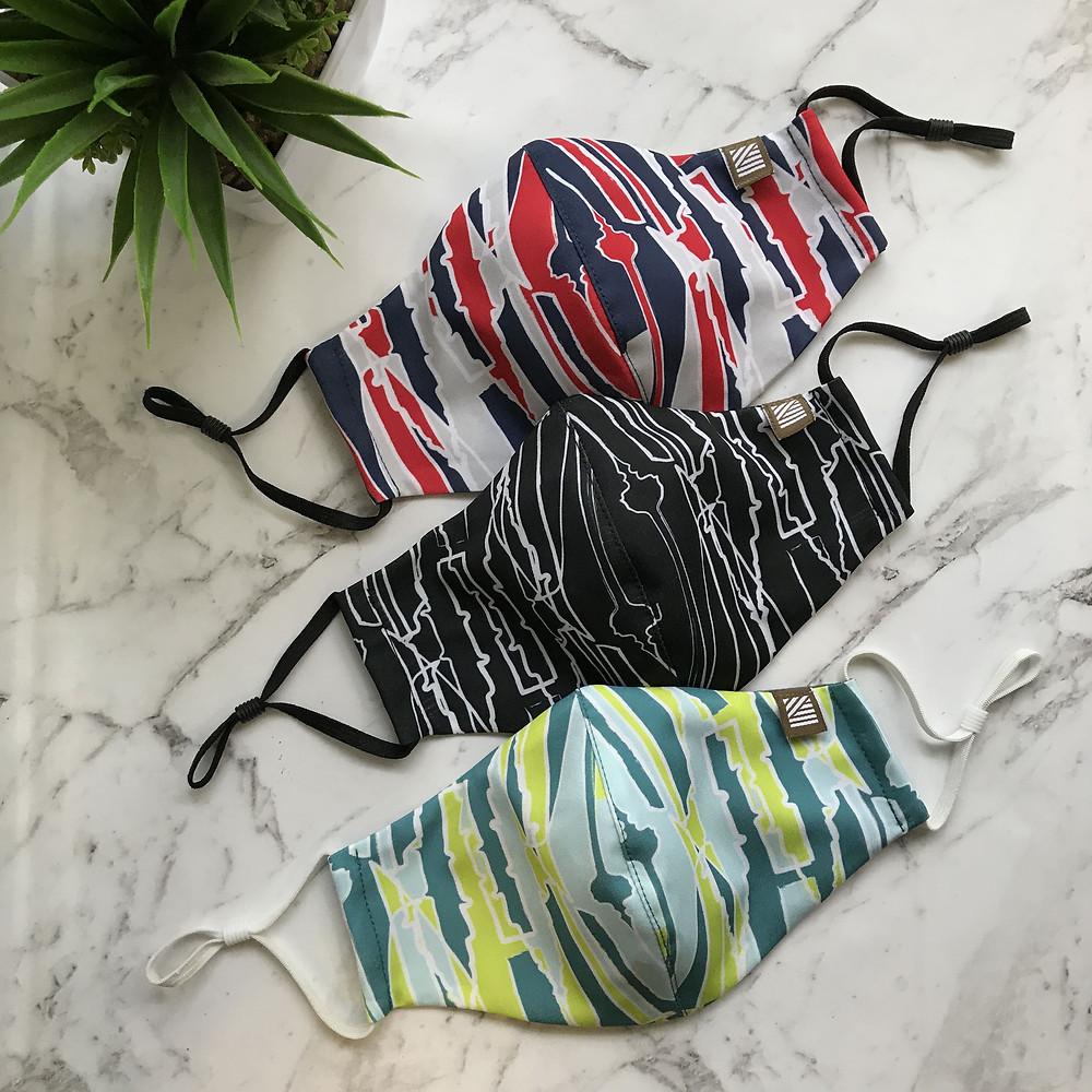 Batik Boutique Face Masks