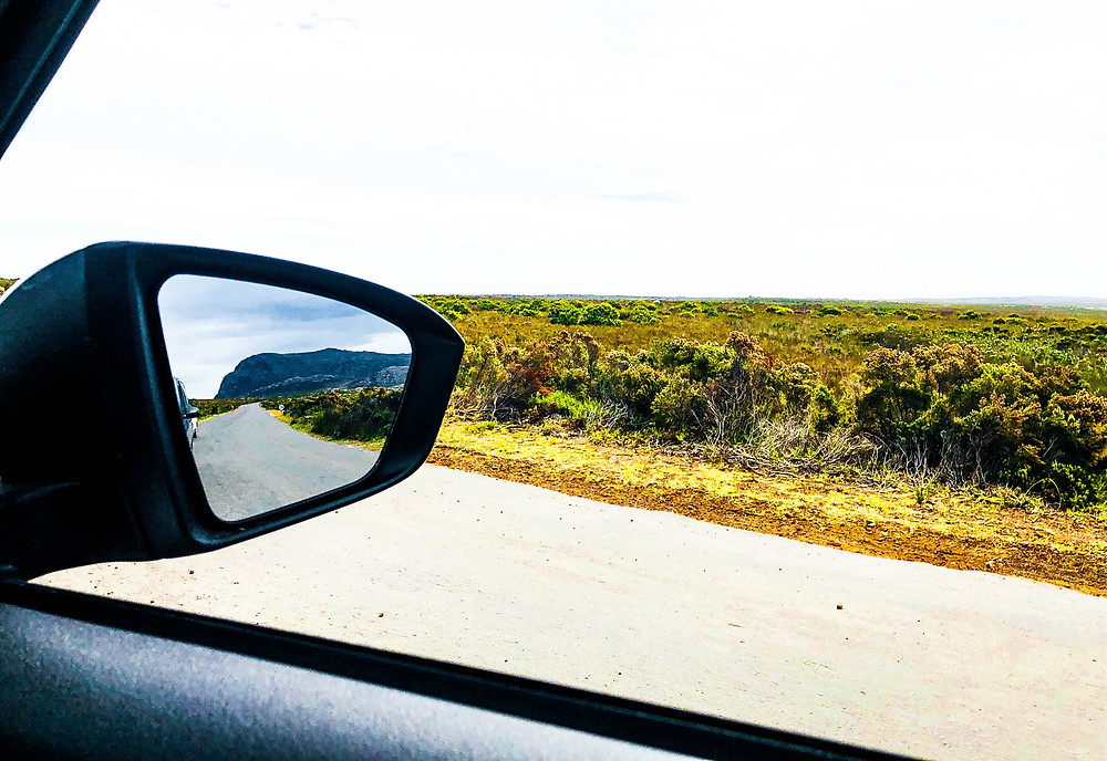Road trip on the Western Cape