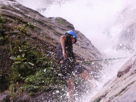 Rock Climbing in Ipoh