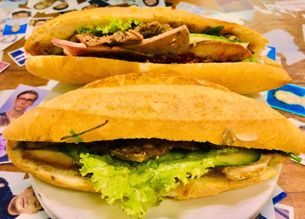 Delicious Banh Mi