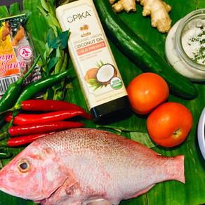 Flavours of the World: Sri Lanka - Bird Chili Fish Bake