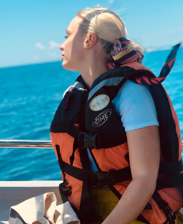 Boat Ride to Pulau Redang