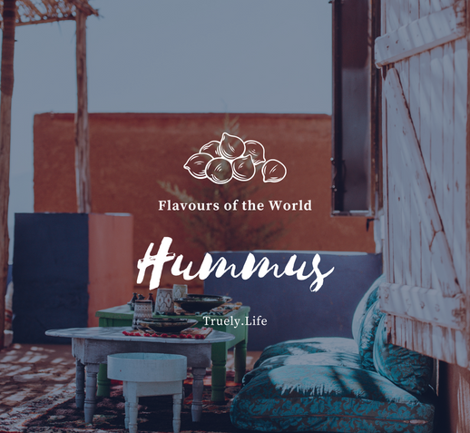 Flavours of the World: Hummus