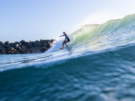 Surf the Waves of Sustainability with Nomads Surfing